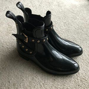 Henry Ferrera Collection Chelsea Rain Boots 9